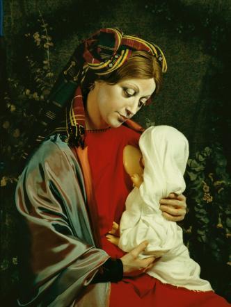 """""""La Grande Madre"""": una mostra sul potere della donna, a partire dalla maternità"""