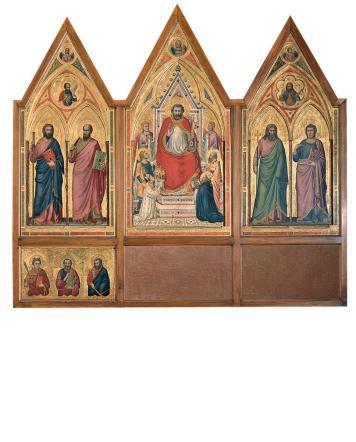 """Milano, in mostra i """"luoghi"""" di Giotto"""