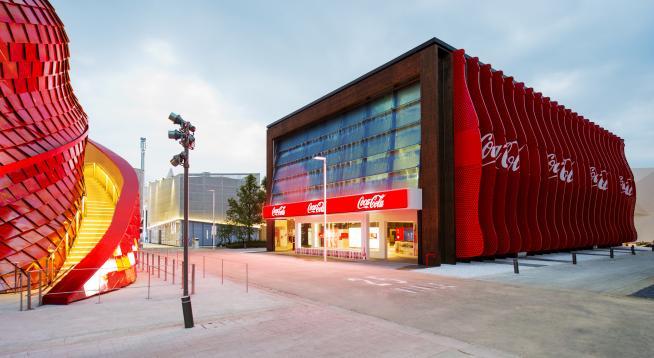 Expo, così rinasce il padiglione Coca-Cola: diventerà un campo da basket coperto