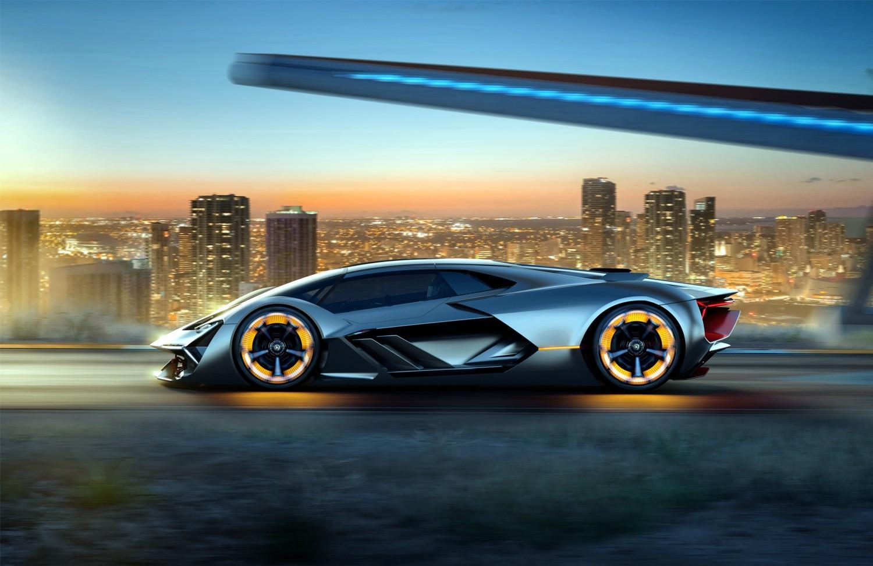 Lamborghini del Terzo Millennio