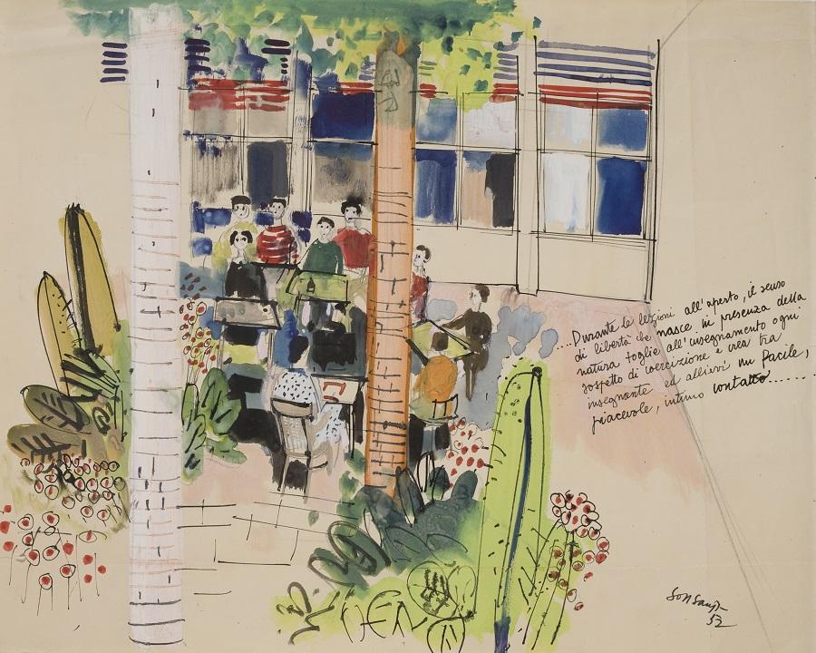 Parma, la mostra  Ettore Sottsass.Oltre il design