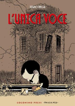 """""""L'unica voce"""", la graphic novel di due ragazzi fuori posto"""