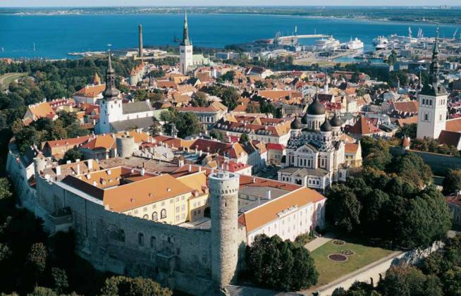 Lettonia, Estonia e Lituania, Baltico amoroso