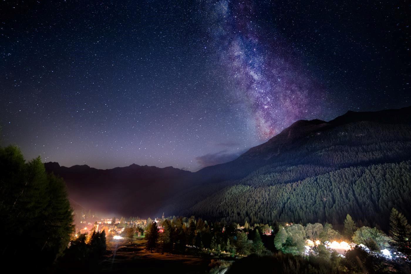 La piromusica conquista le vette in Alto Piemonte