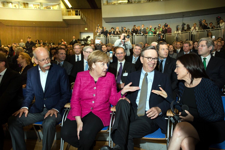 Inaugurato il 67° IAA di Francoforte