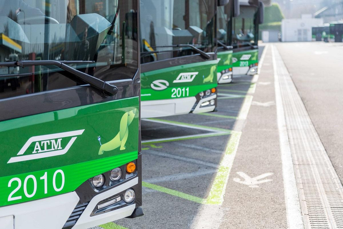 Trasporti, arriva il primo bus elettrico della città. Nel 2030 saranno 1200
