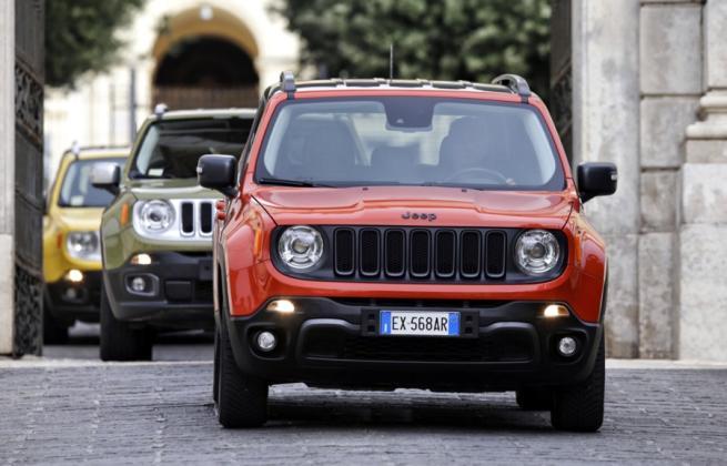 Jeep Renegade, il successo nasce a Melfi