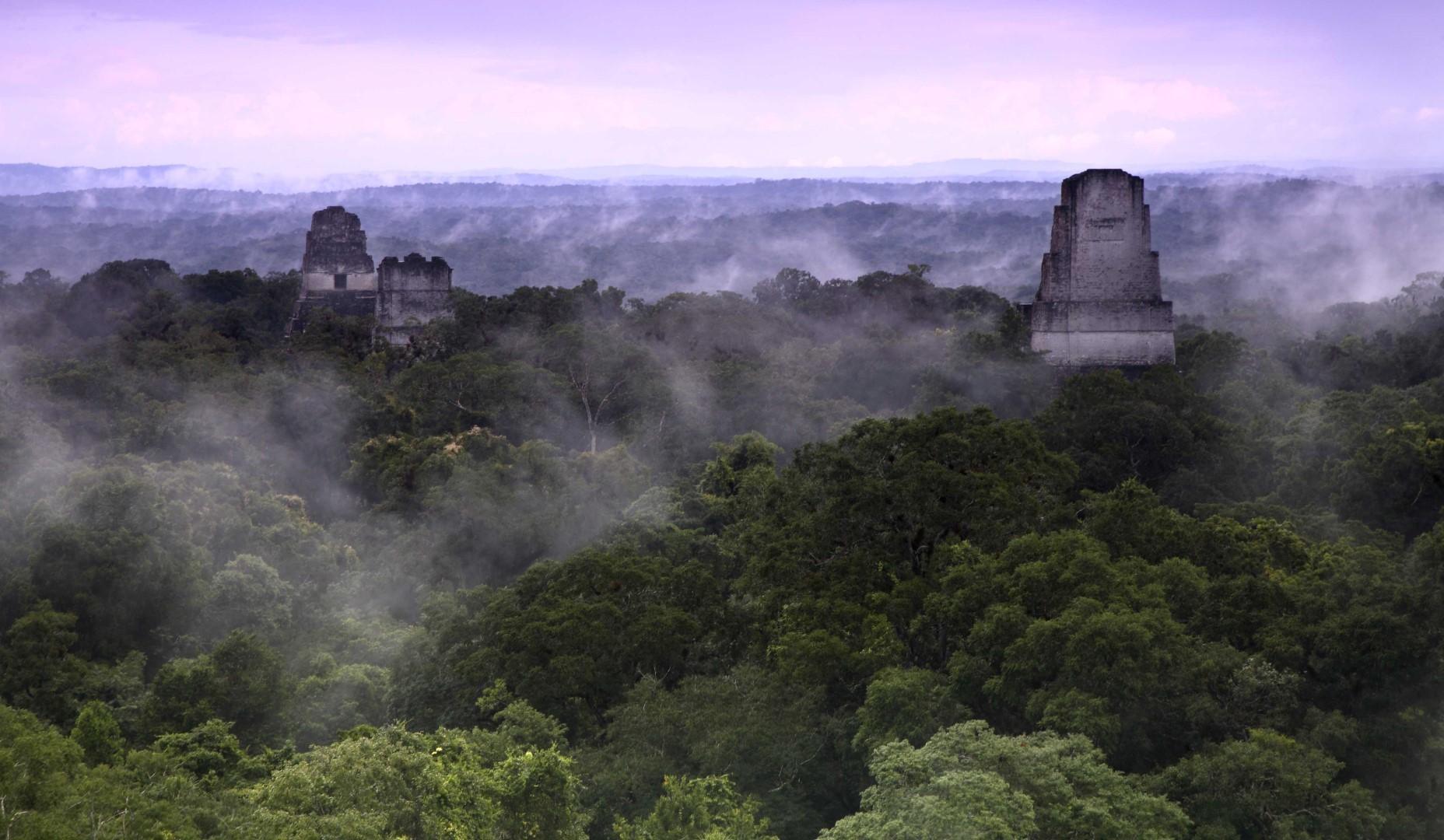 Le sette meraviglie del Centroamerica