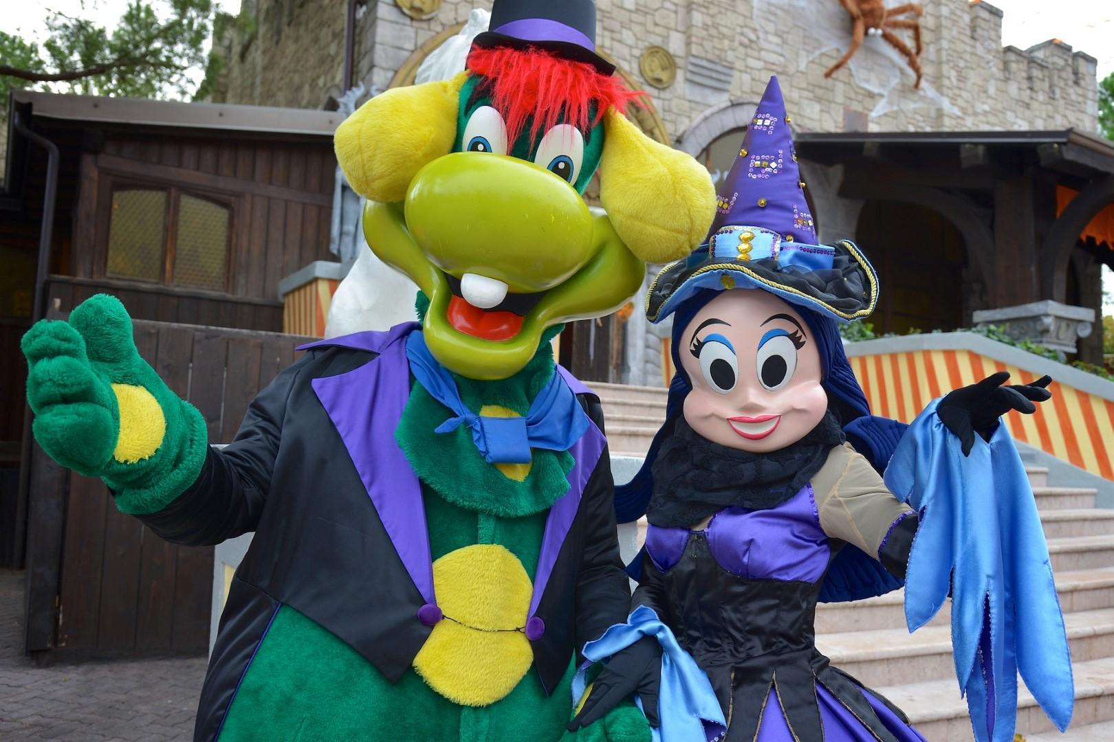 Gardaland: Halloween tra paura e risate