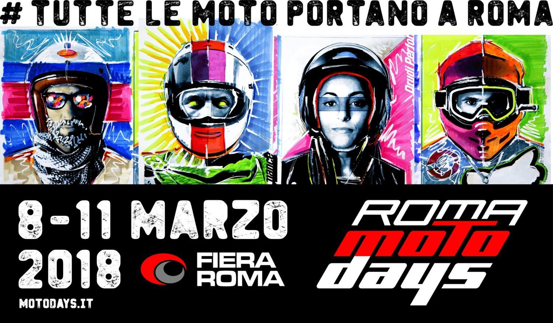 Roma Motodays 10° edizione
