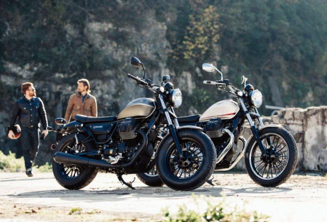 Moto Guzzi lancia V9 Roamer e V9 Bobber