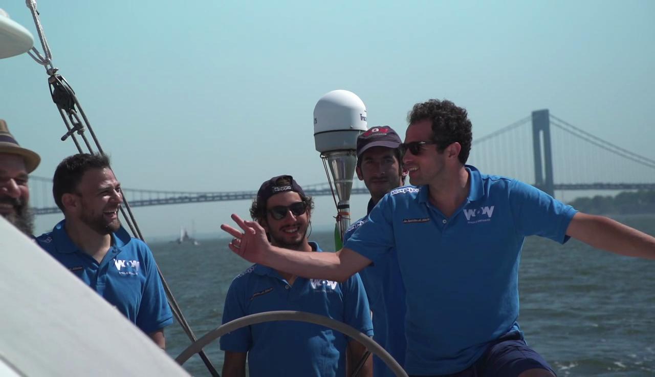 Una traversata per i diritti dei disabili: è il catamarano di Wow