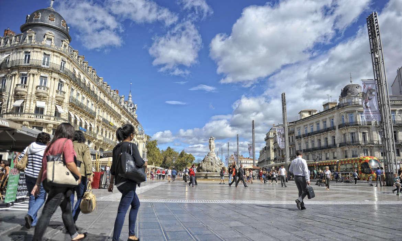 Montpellier il volto giovane della francia tgcom24 for Montpellier citta
