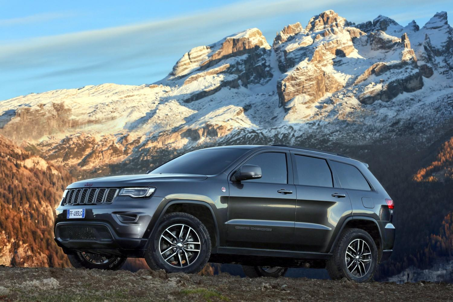 Jeep nuova Grand Cherokee