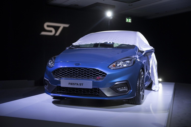 Ford a Ginevra 2017