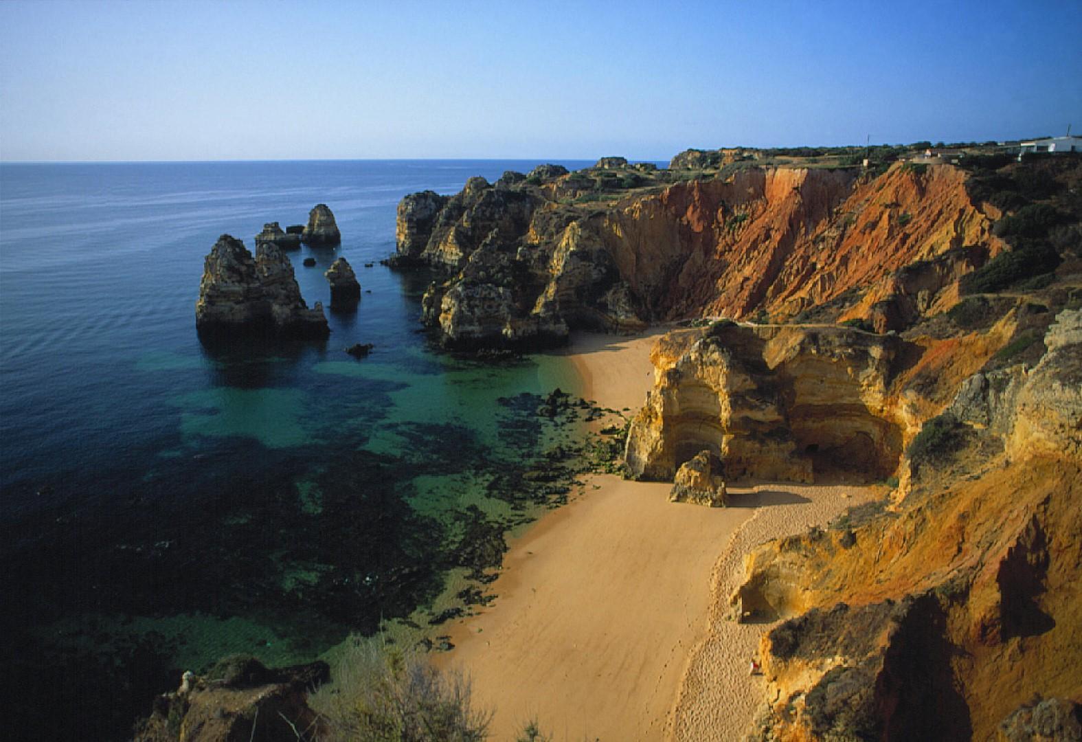 Algarve: le dieci spiagge più belle del Portogallo