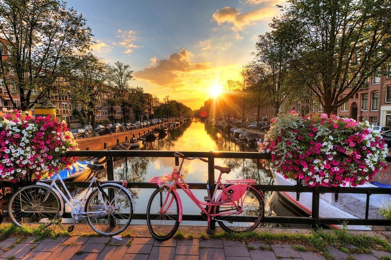 Amsterdam, meta trendy per vacanze da vivere in scioltezza e libertà
