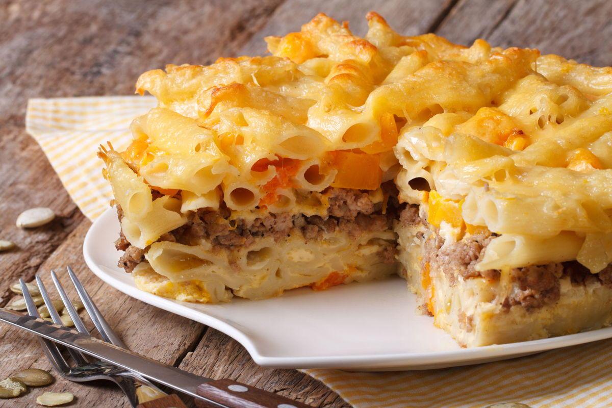 La lasagna è il piatto preferito dai millennials