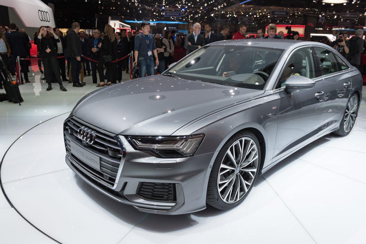Audi all'88° Salone di Ginevra