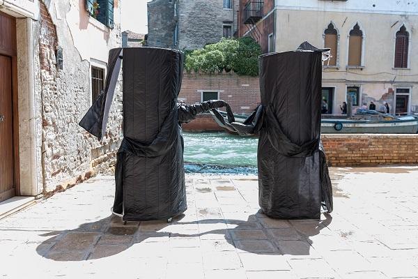 A Venezia la mostra Hybris, ibridi e mostri nell arte contemporanea