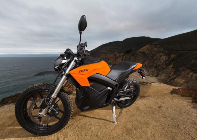 Le moto elettriche Zero DS e Zero FX