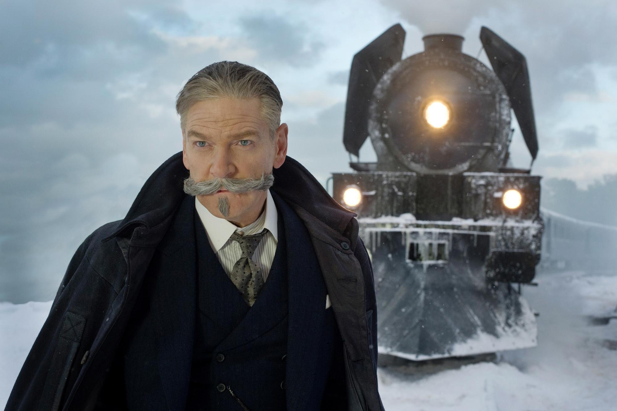 Assassinio sull Orient Express , le foto di scena