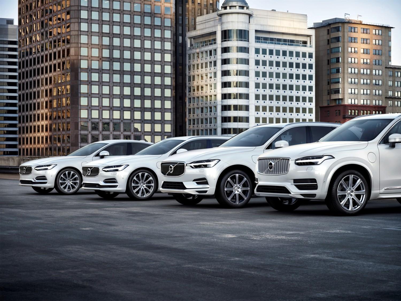 Le Volvo del futuro