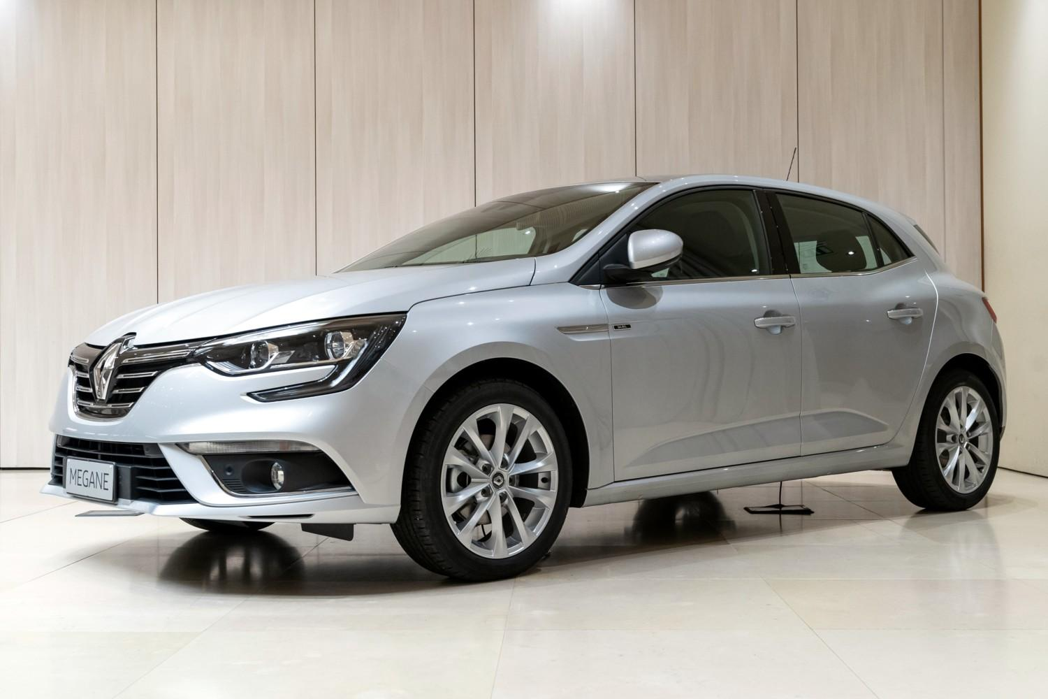 Nuove Renault Megane Duel e Duel2