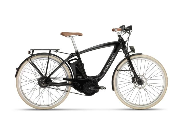 Piaggio Wi-Bike, la bici connessa al mondo