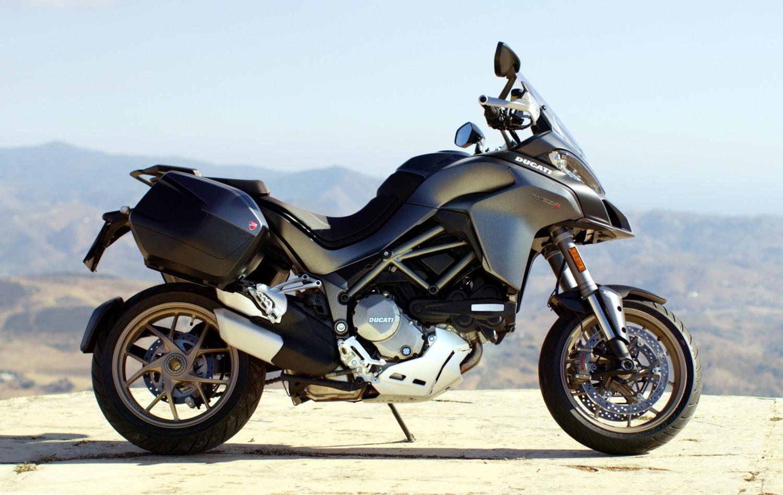 La nuova maxi Tourer Ducati