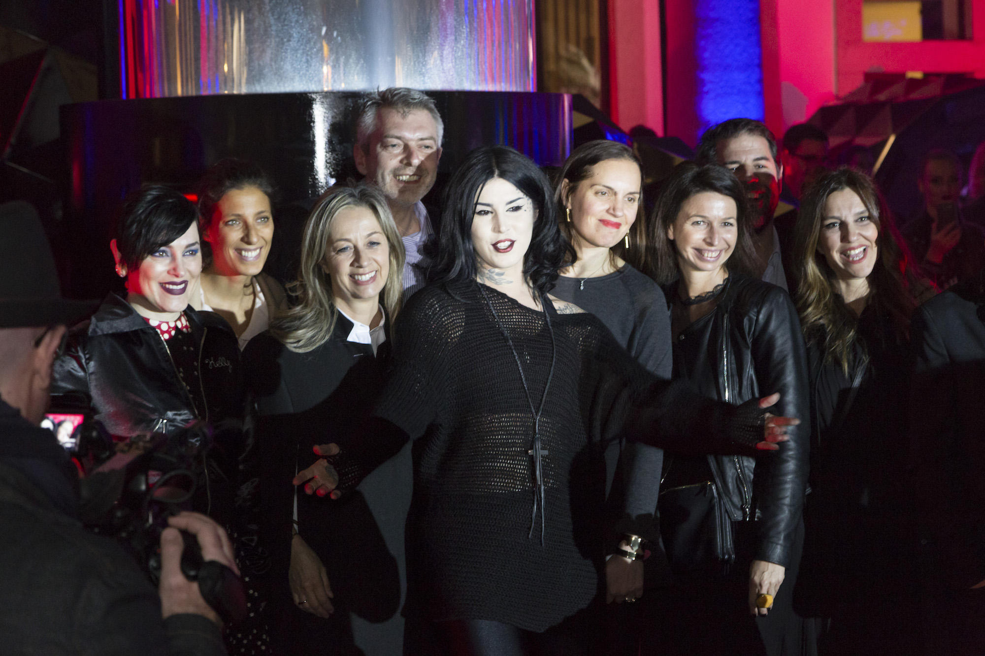 In Statale arriva anche Kat Von D