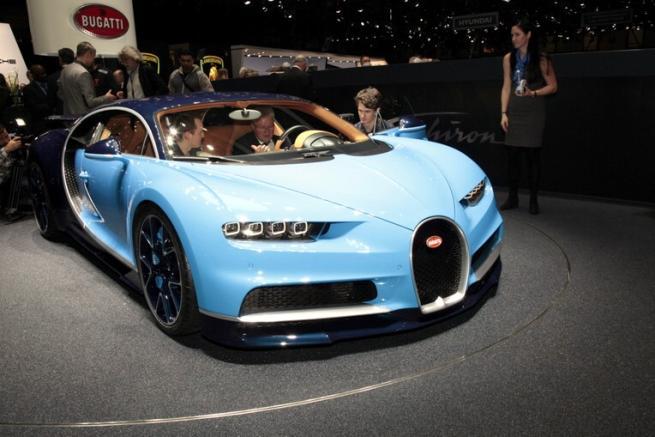 Bugatti Chiron, venerazione pura