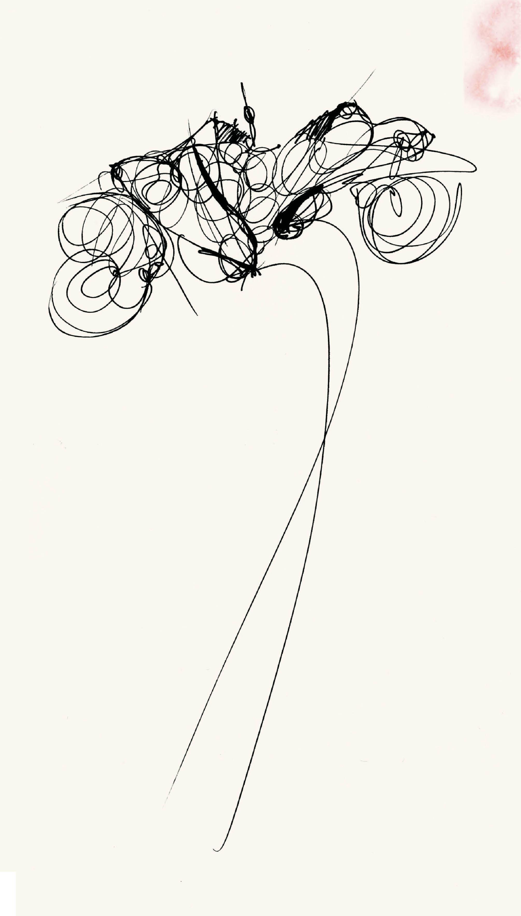La moda di Francesco Ferré nei suoi disegni