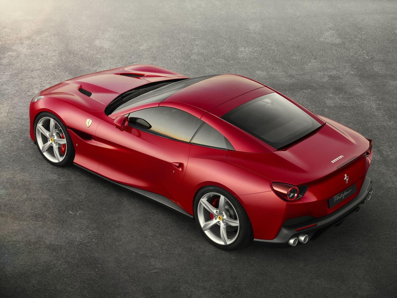 La nuova Ferrari Portofino
