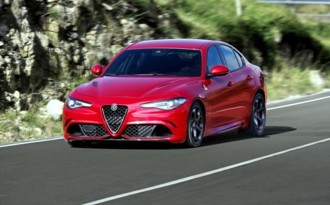 Si stringono i tempi per Alfa Romeo Giulia
