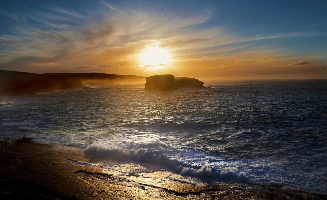 Estremamente Paesaggi mozzafiato: top ten della magica Irlanda - Tgcom24 GV68