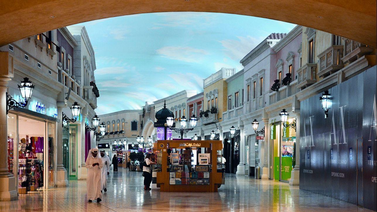 Shop qatar un festival per gli irriducibili dello for Irriducibili shop