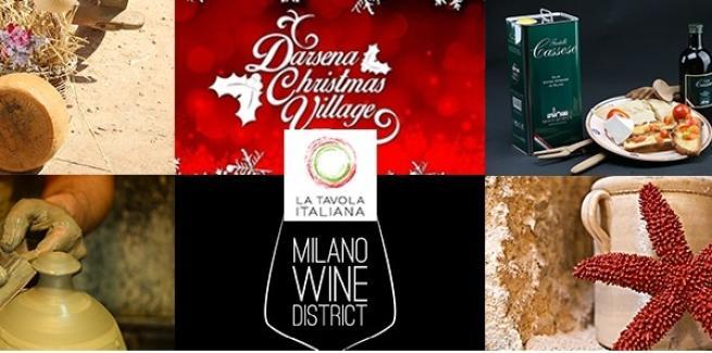 Milano: a Natale lo Jonio si incontra sui Navigli