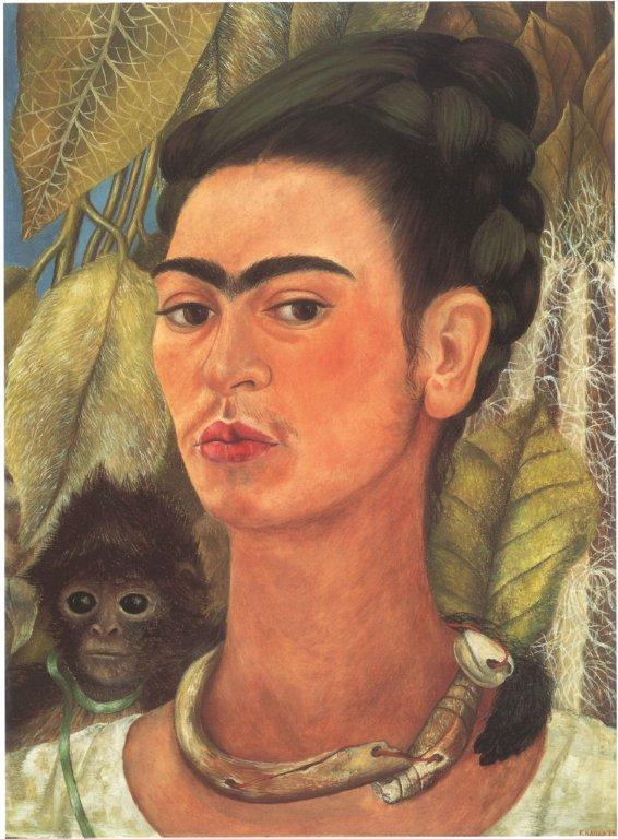 Frida Kahlo, le opere in mostra al Mudec