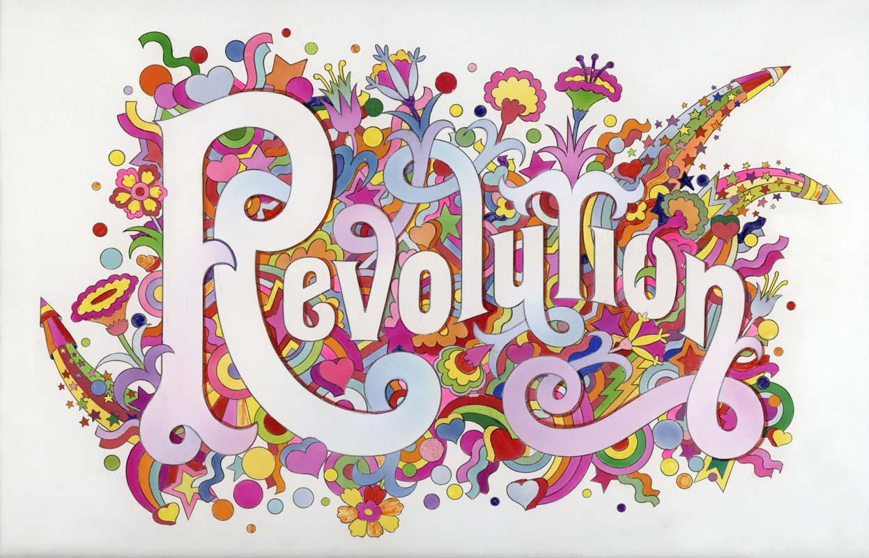 Milano, la mostra Revolution: musica e ribelli 1966-1970
