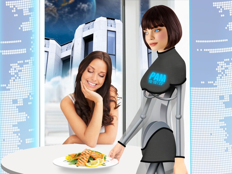 Hotel robotizzati: appuntamento al 2060