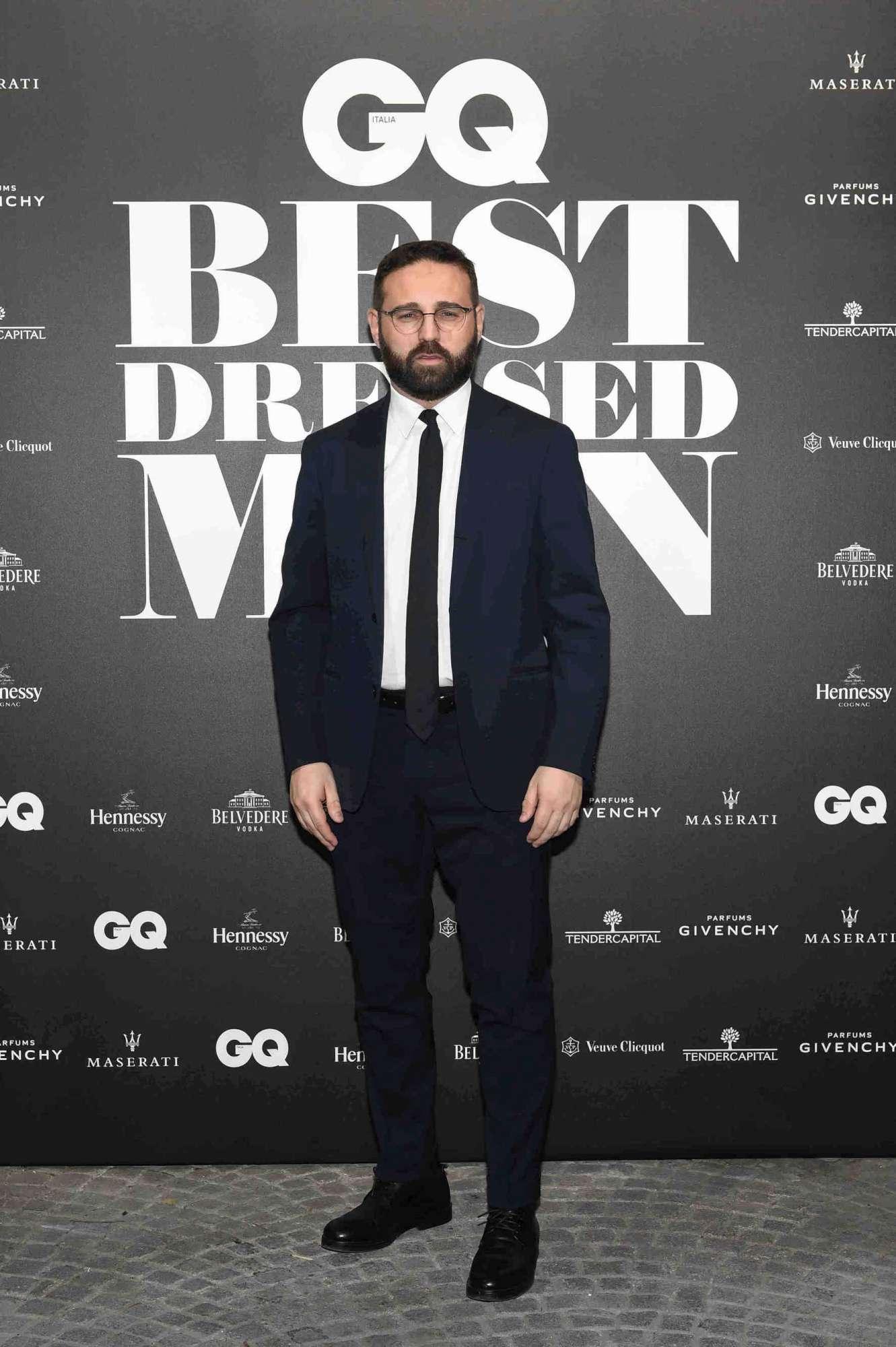 GQ , festa per gli uomini più eleganti