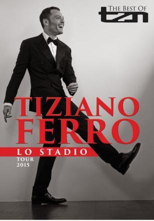 Tiziano Ferro presenta i concerti di questa estate negli stadi più importanti d'Italia