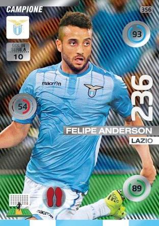 """Panini: le cards Adrenalyn """"antipasto"""" dell'album Calciatori"""