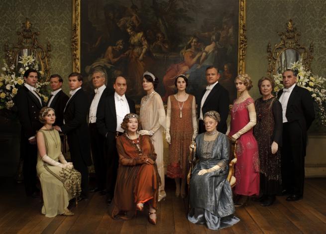 Downton Abbey, arriva il gran finale della quarta stagione