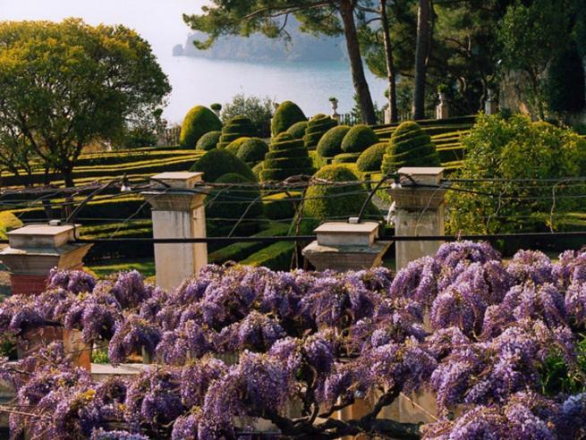 Liguria: ecco i giardini più belli del mondo