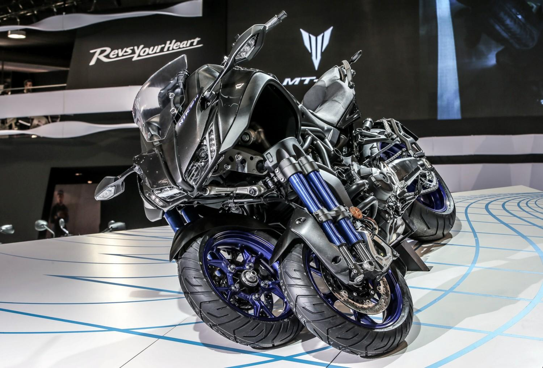 Yamaha a Eicma2017