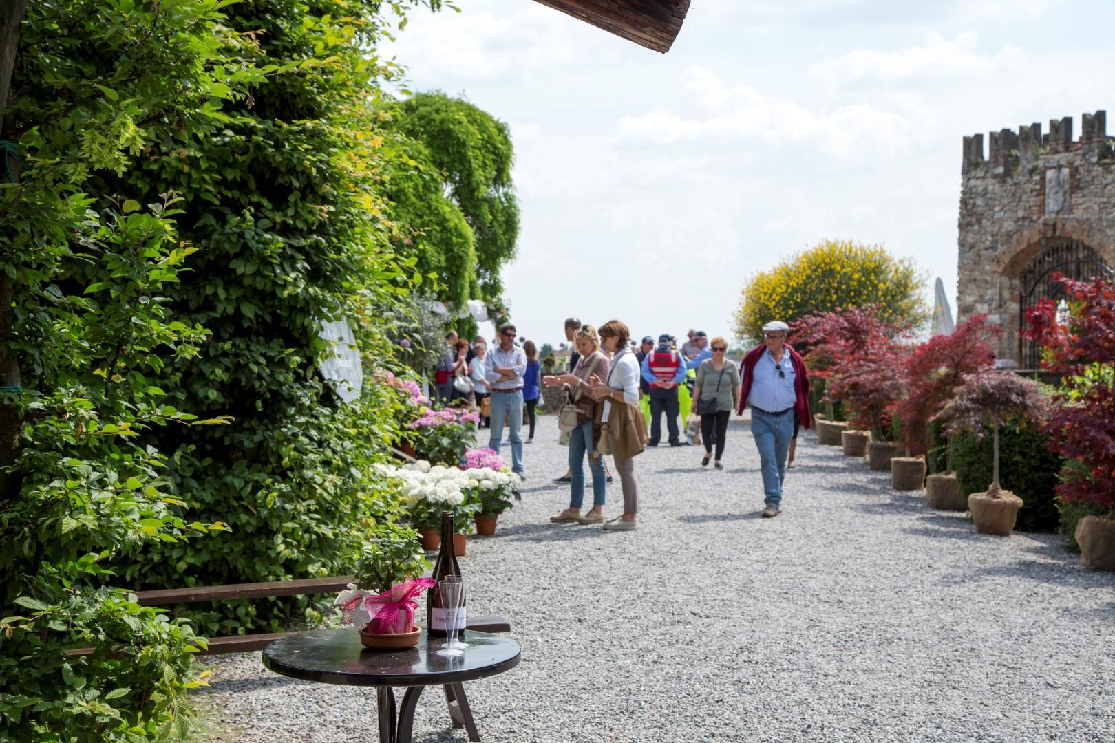Franciacorta in Fiore: vent anni di successi