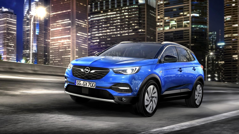 Nuovo Opel Grandland X