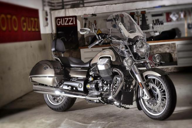 Moto Guzzi California 1400 Touring S.E.